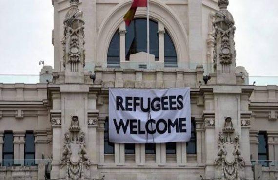 Espagne réfugiés record fraction demandes Europe