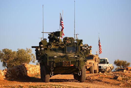 Etat islamique marines Syrie Rakka Trump