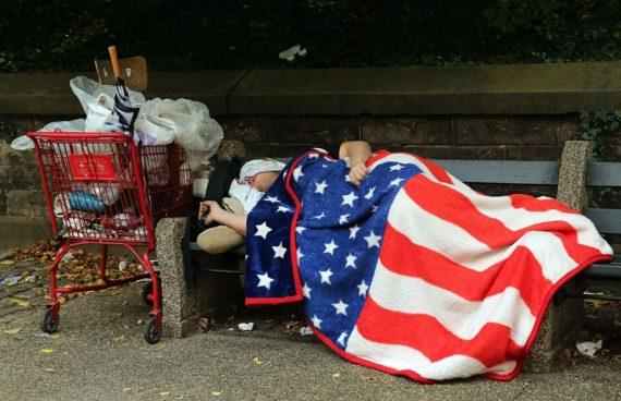 Etats Unis richesse augmente pauvreté
