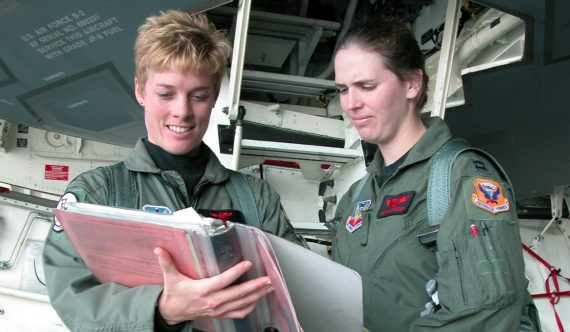 Goodwin lesbienne US Air Force