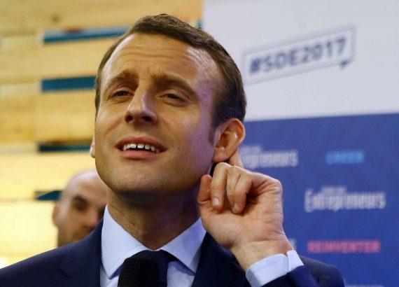 Macron transcendance spiritualité écologie candidat mondialisme