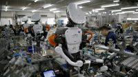 Main-d'œuvre: six emplois éliminés pour chaque robot qui arrive