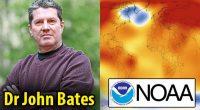 Les manipulations de températures de la NOAA mettent à mal la thèse du réchauffement
