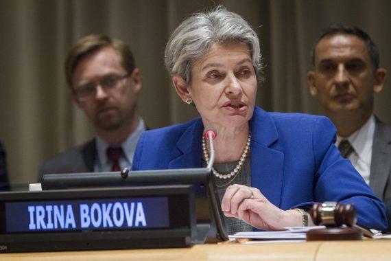Neuf candidats poste Directeur général UNESCO
