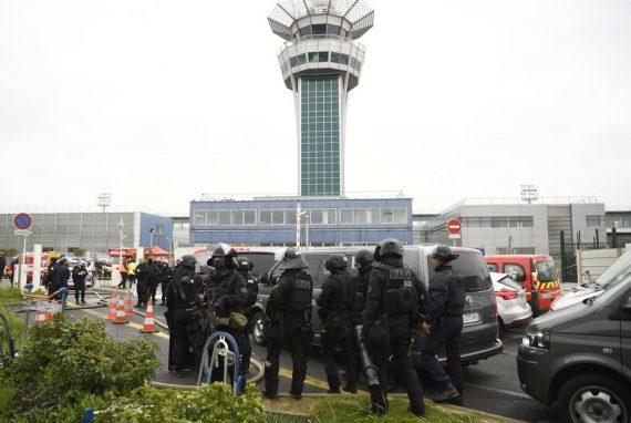 Orly Attentat Islamiste Fou