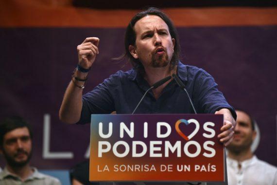 Podemos veut en finir avec le délit d'apologie du terrorisme