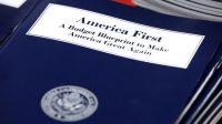 Projet de budget de Trump:un programme coûteux en faveur de la défense