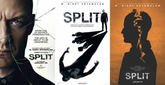 Split policier fantastique film