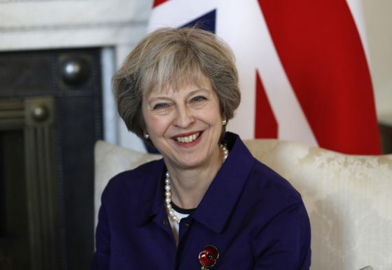Theresa May Brexit déclenché 15 jours Lords