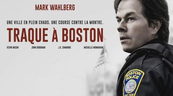 Traque Boston Action Drame historique Film