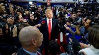 L'obsession Trump chez les media: 88% des reportages sont hostiles!