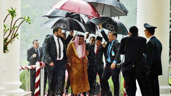 argent Arabie Saoudite diffusion islam Asie