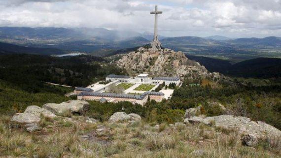 dépouille général Franco Valle Caídos