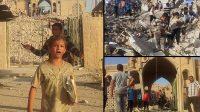 Une destruction de l'Etat islamique met au jour le palais de Sennacherib