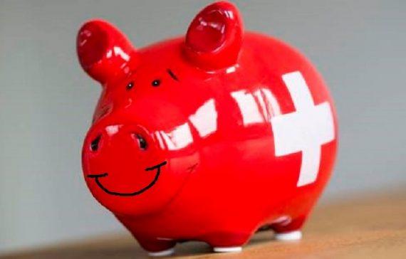 milliard francs suisses intérêts négatifs détenteurs comptes Suisse chiffre