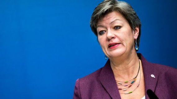 ministre Intégration mensonge statistiques viols Suède