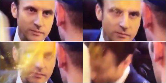 oeuf Macron Inculpation Fillon Salon Agriculture Crise Régime