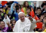 Pour le pape François, la tragédie des migrants est «la pire depuis la Seconde Guerre mondiale»