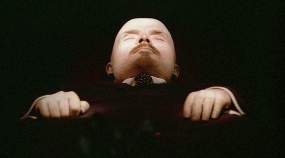 patriarcat Moscou opposé enterrer Lénine