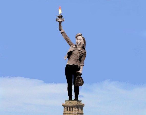 personnalités monde politique estiment Hillary Clinton présenter maire New York