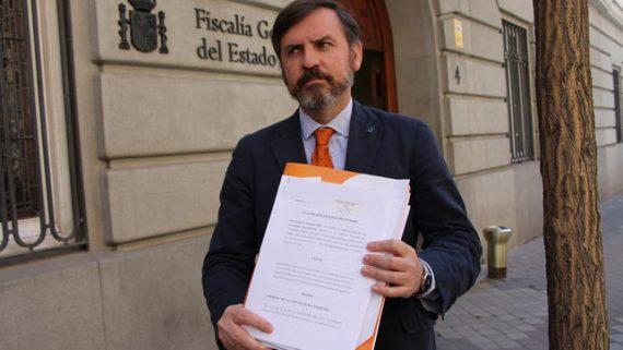 plate forme citoyenne espagnole HazteOir Congrès élus