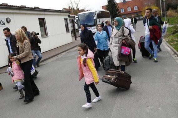 268000 Syriens droit regroupement familial Allemagne