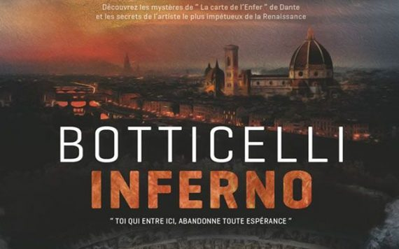 Botticelli Inferno Documentaire film