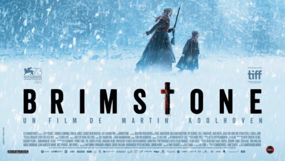 Brimstone Western film