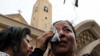 44 morts en Egypte dans des attentats contre des églises coptes: un effet de la politique des Anglo-Saxons au Proche Orient