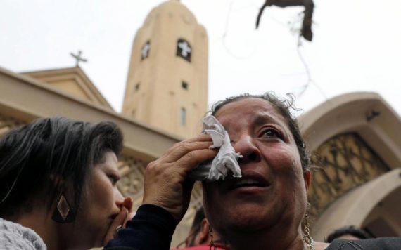 Egypte Attentats Eglises Coptes Politique Anglo saxons Proche Orient