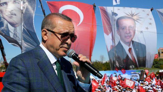 Erdogan qualifie réunion pape alliance croisés leaders UE