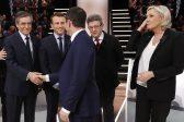 Fillon, Le Pen, Macron, Mélenchon: qui attaque qui pourquoi, qui est le candidat antisystème ?