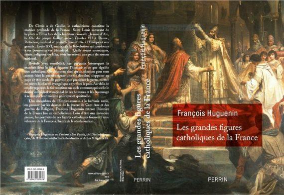 François HUGUENIN grandes figures catholiques France Livre