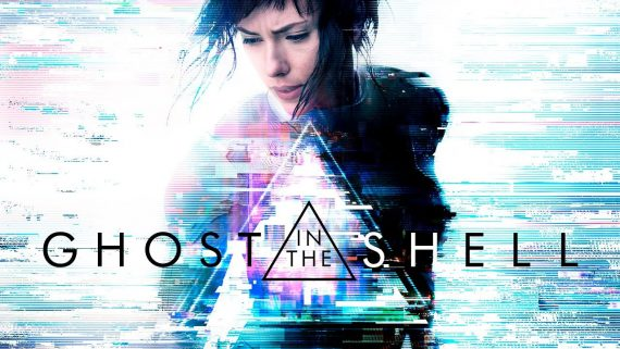 Ghost shell science fiction action film