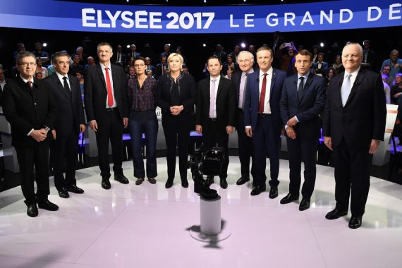 Grand Débat présidentiel Révolution Altermondialiste