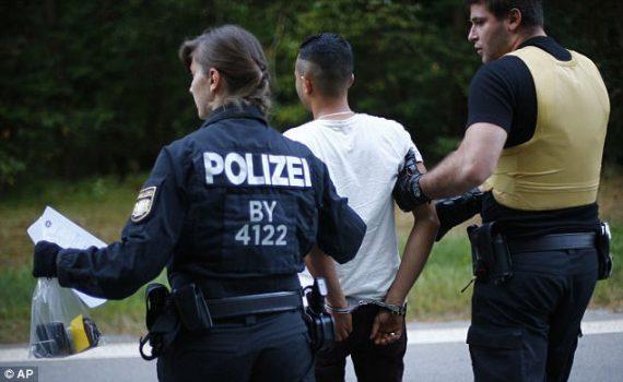 Hausse criminalité migrants Allemagne confirmé pouvoirs publics