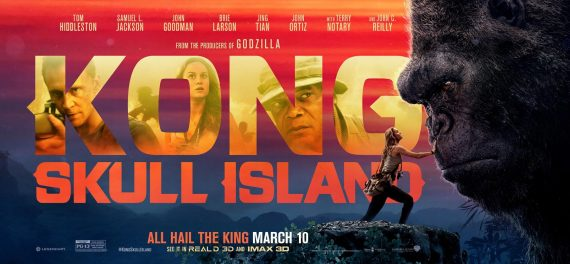 Kong skull island action fantastique film