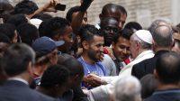 «Libertà civili»: où le pape François reparle de la crise des migrants