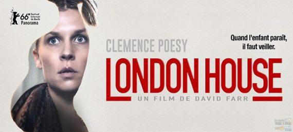 London House Policier Drame Film