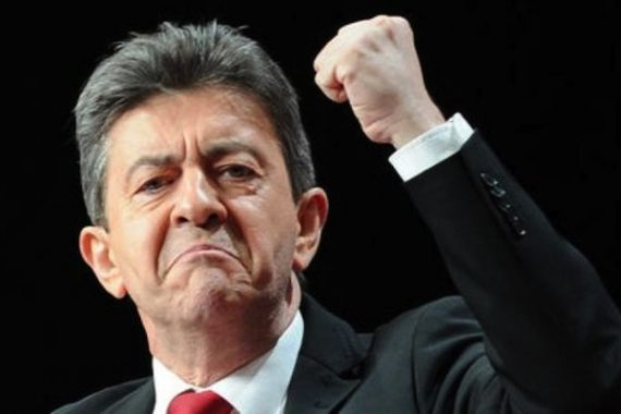Mélenchon Populiste Gauche France Syriza Démagogue Cosmopolite Altermondialiste