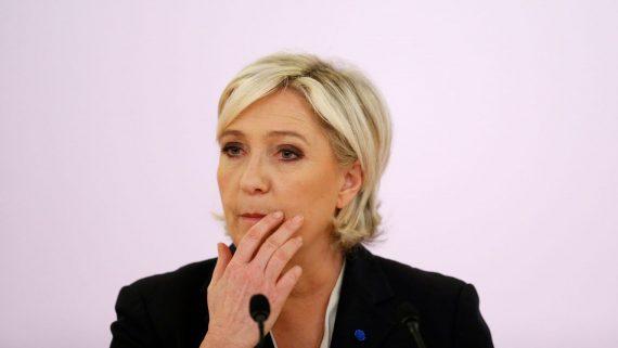 Marine Le Pen inculture politiquement correct Vel Hiv Vichy France