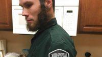 Abdullah Rashid, 22 ans, converti à l'islam, chef d'une milice qui veut imposer la charia à Minneapolis