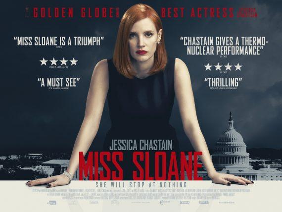Miss Sloane Drame film