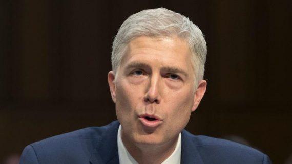 Neil Gorsuch nouveau juge Cour suprême Etats Unis questions fond