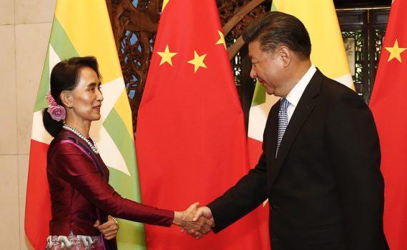 Oléoduc Birmanie Chine indépendance pétrolière