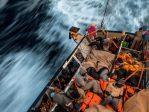 A Pâques, près de 9.000 migrants ont traversé la Méditerranée