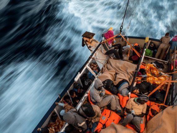 Pâques Migrants Méditerranée