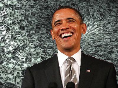 Premier temps parole accepté Obama 400000
