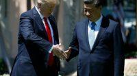 Chine-Etats-Unis: réunion «constructive» entre Donald Trump et Xi Jinping