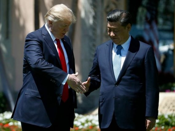 Réunion constructive Donald Trump Xi Jinping